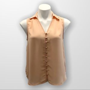 FOREVER 21 Sleeveless Blouse Size Small